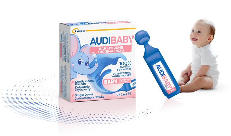 An ear hygiene product specially designed for babies!