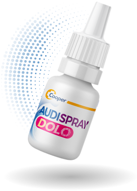 Audispray dolo, Questions about AUDISPRAY DOLO